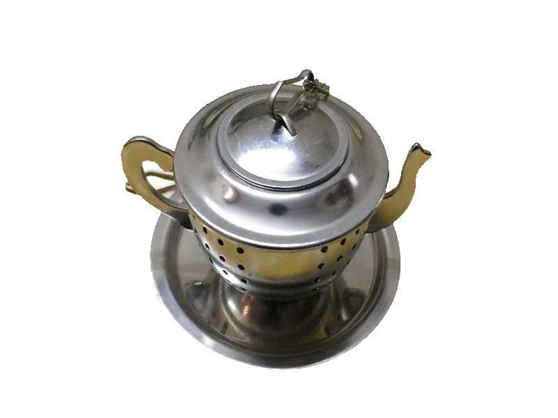 Tea Infuser Small Steel Kettle